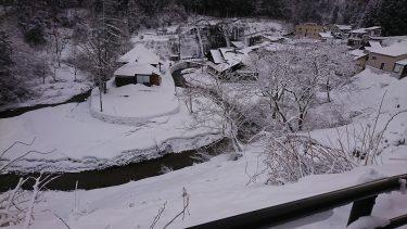 山形県観光「銀山温泉、駅近辺」_山形東部